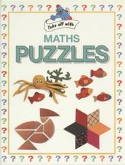 Cover of: Take Off with Maths Puzzles (Take Off with)