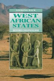 Cover of: West African States