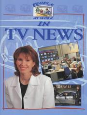 Cover of: In TV News (People at Work)