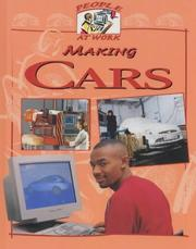 Cover of: Making Cars (People at Work)