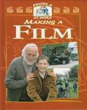 Cover of: Making Films (People at Work)