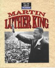 Cover of: Martin Luther-King (Tell Me About)