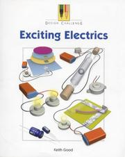 Cover of: Exciting Electrics (Design Challenge)