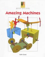 Cover of: Amazing Machines (Design Challenge)