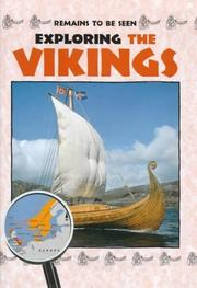 Cover of: Exploring the Vikings (Remains to Be Seen)