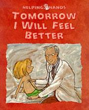 Cover of: Tomorrow (Helping Hands)