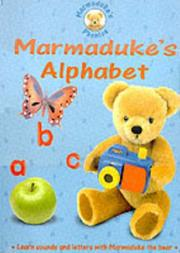 Cover of: Alphabet (Marmadukes Phonics)
