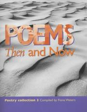 Cover of: Poems Then and Now