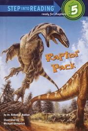 Cover of: Raptor Pack