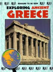 Cover of: Exploring Ancient Greece (Remains to Be Seen)