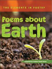 Cover of: Poems About Earth (The Elements in Poetry) | Andrew Fusek Peters
