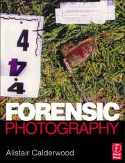 Cover of: Forensic Photography | Alastair Calderwood