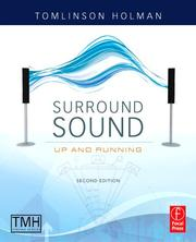 Cover of: Surround Sound, Second Edition: Up and running