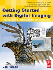 Cover of: Getting Started with Digital Imaging | Joe Farace