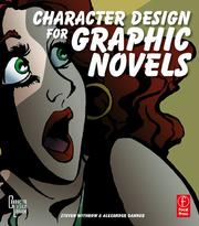 Cover of: Character Design for Graphic Novels (Character Design Library) | Steven Withrow