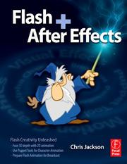 Cover of: Flash + After Effects
