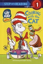 Cover of: Cooking with the Cat | Bonnie Worth