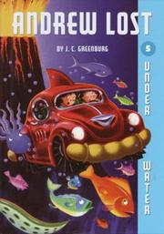 Cover of: Under water