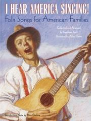 Cover of: I Hear America Singing!