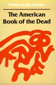 Cover of: The American book of the dead