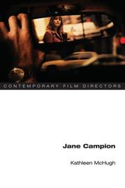 Cover of: Jane Campion (Contemporary Film Directors) | Kathleen McHugh