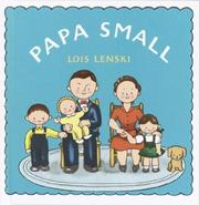 Cover of: Papa Small
