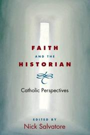 Cover of: Faith and the Historian