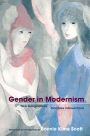Cover of: Gender in Modernism