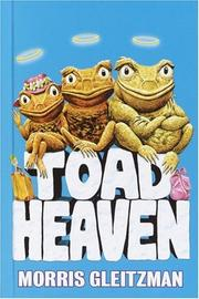 Cover of: Toad Heaven