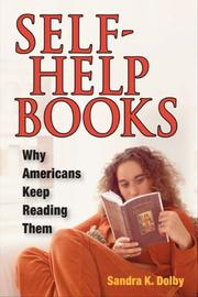 Cover of: Self-Help Books | Sandra K. Dolby