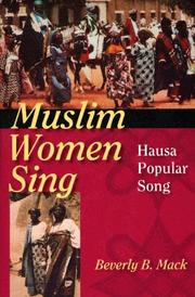 Cover of: Muslim Women Sing