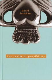 Cover of: The realm of possibility