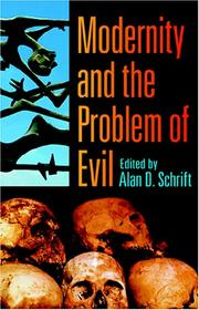 Cover of: Modernity And The Problem Of Evil