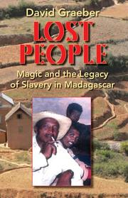 Cover of: Lost People: magic and the legacy of slavery in Madagascar
