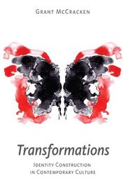 Cover of: Transformations | Grant David McCracken
