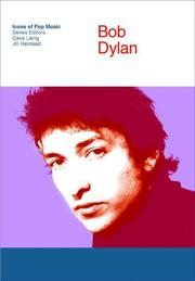 Cover of: Bob Dylan (Icons of Pop Music)