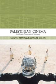 Cover of: Palestinian cinema |