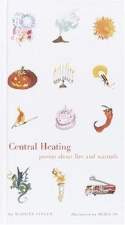 Cover of: Central heating: poems about fire and warmth
