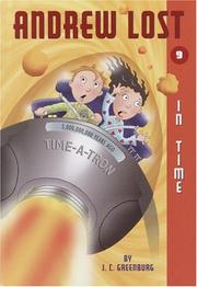 Cover of: In time