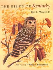 Cover of: The birds of Kentucky