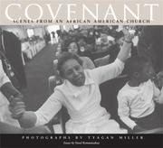 Cover of: Covenant: Scenes from an African American Church
