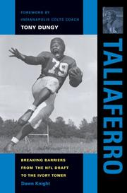 Cover of: Taliaferro