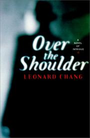 Cover of: Over the Shoulder | Leonard Chang