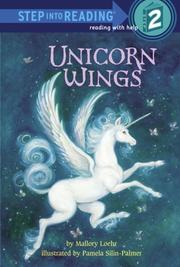 Cover of: Unicorn wings