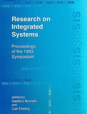 Cover of: Research on Integrated Systems |