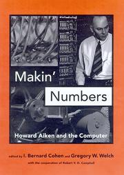 Cover of: Makin' numbers