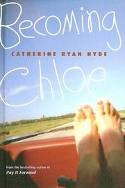Cover of: Becoming Chloe