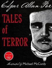Cover of: Tales of Terror