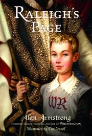 Cover of: Raleigh's Page