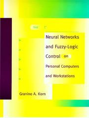 Cover of: Neural networks and fuzzy-logic control on personal computers and workstations